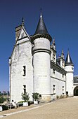 Château Amboise. Val-de-Loire. France