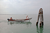 Boats. Venice. Italy