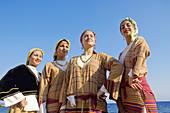 Admitos Pitsillies company s traditional music and dances. Limassol, Cyprus