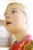 Face, Faces, Fair-haired, Female, Girl, Girls, Headshot, Headshots, Human, Indoor, Indoors, Infant