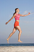 t, Coastal, Color, Colour, Contemporary, Daytime, Exercise, Exterior, Female, Fit, Fitness, Full-body