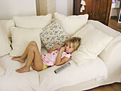 emporary, Couch, Couches, Craving, Cushion, Cushions, Daughter, Family, Female, Full-body, Full-lengt