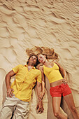 Caucasian, Caucasians, Chill out, Chilling out, Closed eyes, Color, Colour, Contemporary, Couple, Cou