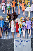 Antique, Childhood, Close up, Close-up, Closeup, Collect, Collecting, Collection, Collections, Color, Colour, Commerce, Detail, Details, Different, Doll, Dolls, Female, Infantile, Object, Objects, Old fashioned, Old-fashioned, Price, Price tag, Price tag