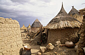 Local tribes living in the remote area of Mandara mountains. North province, Cameroon