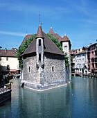 Palais de l Isle, Annecy, Haute-Savoie, France
