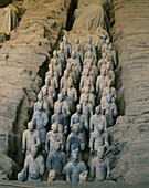 China, Shaanxi Province, Xi an, terracotta warriors