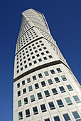 Turning Torso building is part of a huge project to revitalize the city s port and waterfront. Malmö, Skåne. Sweden