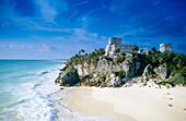 Mayan ruins. Tulum. Mexico