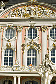 Kurfurstliches Palais-considered one of the most beautiful Rococo palaces in the world.Trier-one of Germany s oldest towns, Western Germany