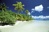 Aussen, Außen, Blau, Blaue, Blauer Himmel, Entspannung, Farbe, Ferien, Grün, Himmel, Hitze, Horizont, Horizontal, Horizonte, Konzept, Konzepte, Landschaft, Landschaften, Niemand, Palme, Palmen, Plätze der Welt, Ruhe, Sand, Seelandschaft, Seelandschaften,