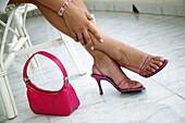 Bracelet, Bracelets, Color, Colour, Contemporary, Coquetry, Coquette, Coquettish, Daytime, Detail