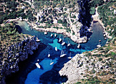 Cales Coves. Minorca. Balearic Islands. Spain