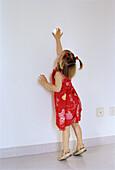 Female, Full-body, Full-length, Funny, Girl, Girls, Human, Imagination, Indoor, Indoors, Infantile, I