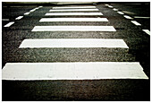 Asphalt, Cities, City, Color, Colour, Concept, Concepts, Crosswalk, Crosswalks, Daytime, Detail, Details, Exterior, Ground, Grounds, Outdoor, Outdoors, Outside, Pedestrian crossing, Pedestrian crossings, Perspective, Street, Streets, Stripe, Striped, Str