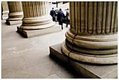 Old Stock Exchange, London. England, UK
