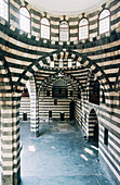 As ad Pash Khan (kind of warehouse built in 1732). Damascus. Syria