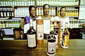 Rum Saint-James distillery. Martinique island. French antilles (caribbean)