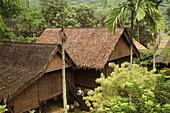 Malaysia. Langkawi. Typical malay village