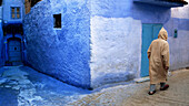 At Chefchaouen. Rif. Morocco.