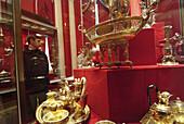 Moscow, Russia, Treasury Museum, Kremlin