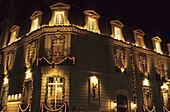 Yves Saint Laurent (YSL). Avenue Marceau. Paris. France.
