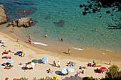 Lloret de Mar. Girona province. Spain