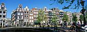 Singel Canal. Amsterdam. Holland