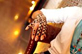 Henna, Riad La Sultana, Marrakech, Morocco