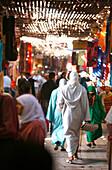 In the Medina, Marrakech, Morocco