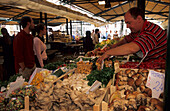market (vegetables) in Venice, Venezia, Italy