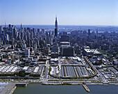 Hudson yards, Midtown skyline, Manhattan, New York, USA