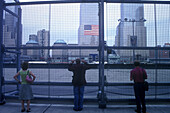 World trade Center area, Downtown, Manhattan, Ew york, USA