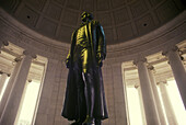 Jefferson memorial, Washington D.C., USA.
