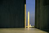 Monuments, Washington D.C., USA.