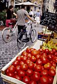 Market, Campo Dei Fiori, Rome. Lazio, Italy