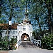 Germany, Dornum, Ostfriesland, Lower Saxony