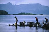 Lake Bayano. Kuna Yala. San Blas region. Panama