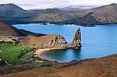 San Bartolomé island. Galapagos Islands