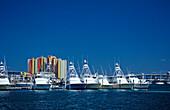 Harbour of West Palm Beach,  USA, Florida, Atlantic Ocean