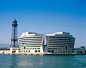 World Trade Center, Barcelona. Catalonia, Spain
