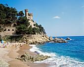 Lloret de Mar. La Selva, Girona province. Spain