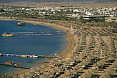 Beach at Sharm el-Sheikh. Sinai. Egypt