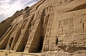 Temple of Hathor. Abu Simbel. Egypt