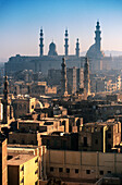 Mosques. Cairo. Egypt