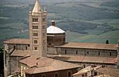 Duomo. Massa Marittima. Tuscany. Italy