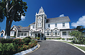 Government House. Castries. Santa Lucia. West Indies. Caribbean