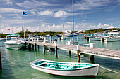 Bahamas, Abacos, Loyalist Cays , Elbow Cay , Elbow Cay, Hope Town: Albury s Harbour Store