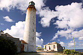 Barbados, East Coast, East Point: East Point Lighthouse