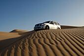 Offroad 4x4 Sahara Desert Tour, Bebel Tembain area, Sahara, Tunisia, Africa, mr